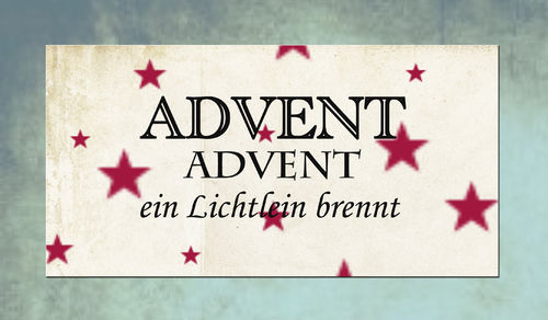 Advent - Sterne