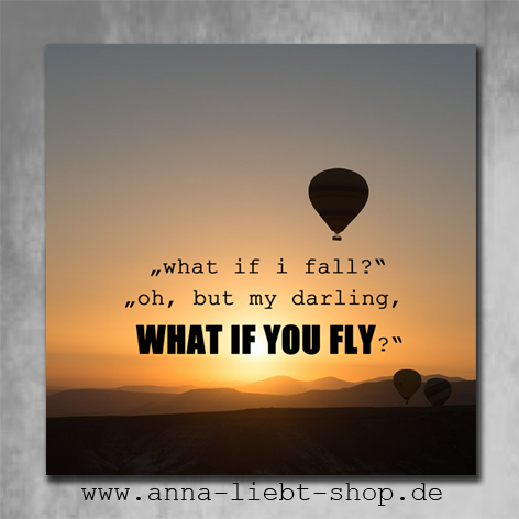 what if you fly?