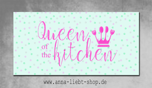 Queen of the kitchen - Punkte